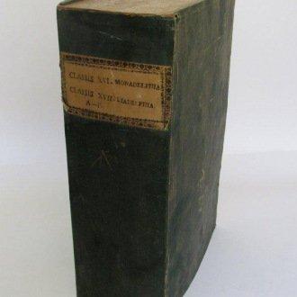 Premonteri gyűjtemény egyedi tároló doboza