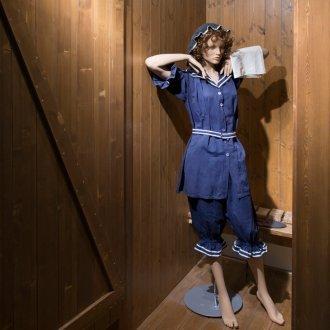 Balatoni fürdőkultúra - állandó kiállítás a Balatoni Múzeumban