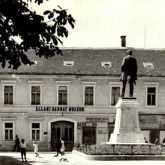 A sümegi Állami Darnay Múzeum épülete
