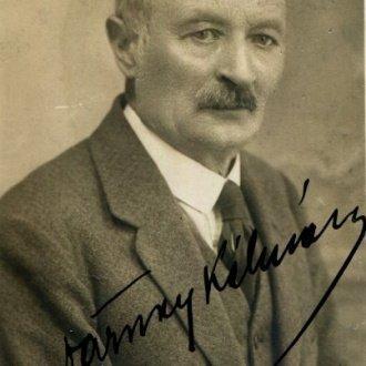 Darnay Kálmán, a sümegi múzeumalapító