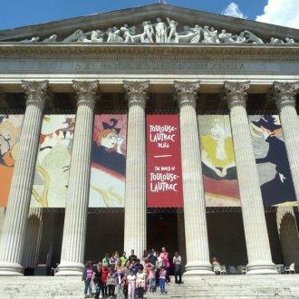 Tanulmányi kirándulás Budapesten