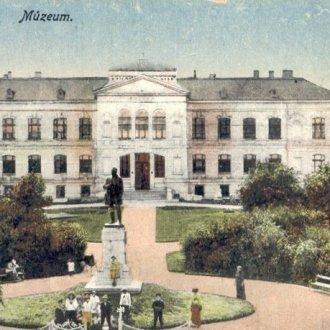 A szombathelyi múzeum épületét 1908-ban adták át.
