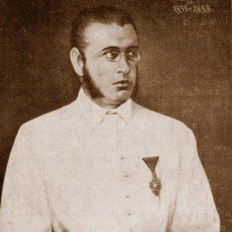 Lipp Vilmos portréja