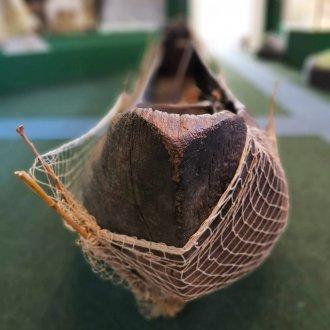 Balatoni halászat - állandó kiállítás a Balatoni Múzeumban