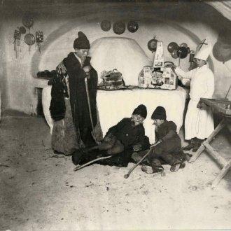 Régi Betlehemesek, 1904-ből (Balatoni Múzeum, Fotótár)
