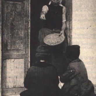 Lucázók 1926 (Dömötör Tekla: Naptári ünnepek c. könyvéből)