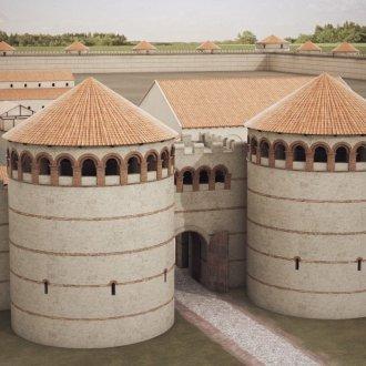 Castrum Virtuale - Időutazás a fenékpusztai római erődben