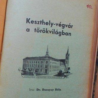 Keszthely-végvár a törökvilágban
