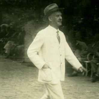 Reischl Imre városbíró (Keszthely 1869. - Keszthely 1938.) (Balatoni Múzeum, Fotótár)