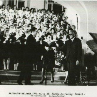 Keszthely-Helikon 1965