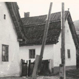 Házhomlokzat - Nemesvita, 1965