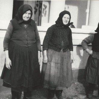 Sármelléki viselet - 1968