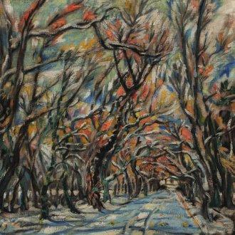 Boromisza Tibor: Téli verőfény (1948)