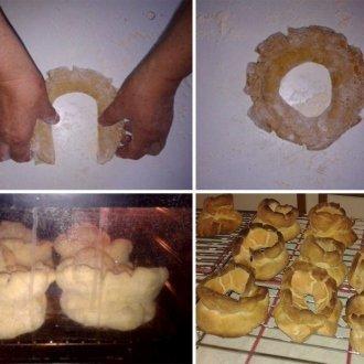 A cukorperec készítésének lépései