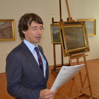 Dimitrij Dubiczkij, műgyűjtő