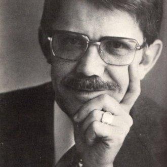 Portréfotó Kire marad a kisködmön c könyvéből 1985
