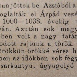 Rövid történeti áttekintést ad a Magyarországon élt népekről és eseményekről, hogy köthesse hozzájuk a pénzeket és a fegyvereket.