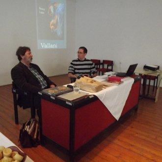 Irodalmi találkozó Bence Lajossal