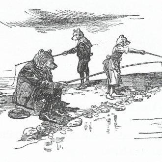 Horgászat a mólón