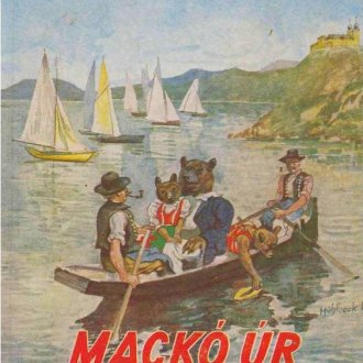 Címlap egy 1940-es évekbeli kiadásról