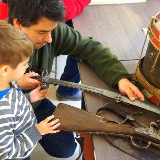 Ismerkedés a régi fegyverekkel