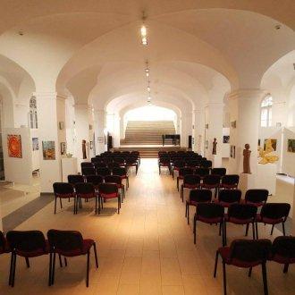 Balatoni Múzeum épülete - aula