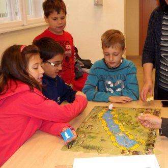Balatoni flóra és fauna foglalkozás