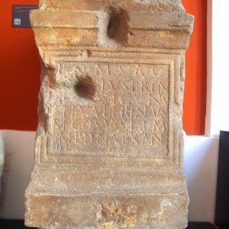 Balatoni Múzeum  - Római és középkori kőtár