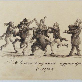 """A berlini congressus ügyrendje (1878)"""