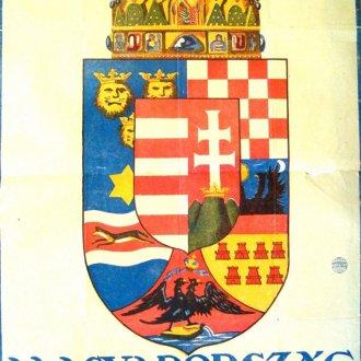 Magyarország nem volt, hanem lesz, 1920