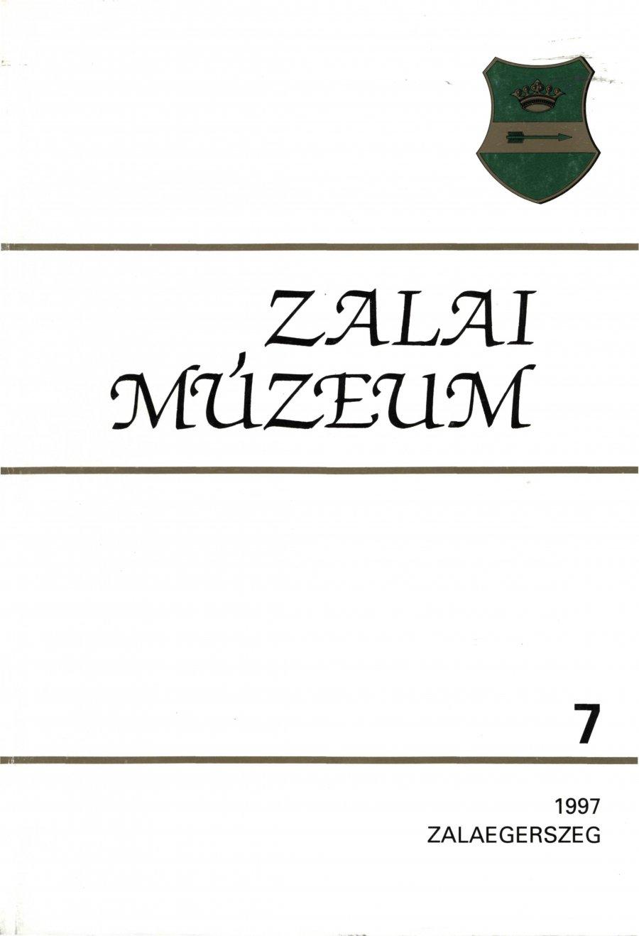 Zalai Múzeum 7