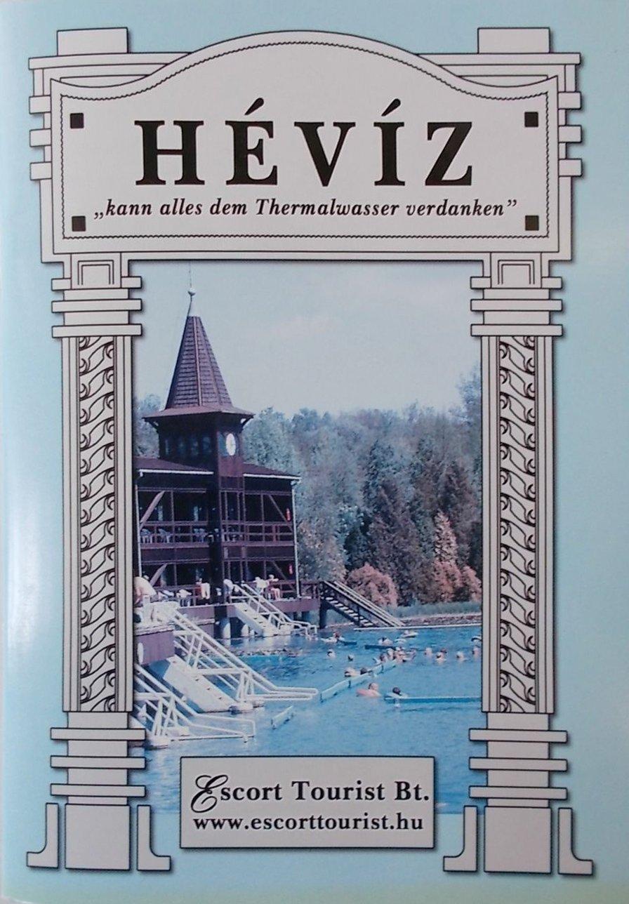 """Hévíz - """"kann alles dem Thermalwasser verdanken"""""""