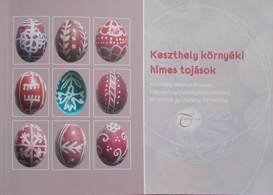 Keszthely környéki hímes tojások