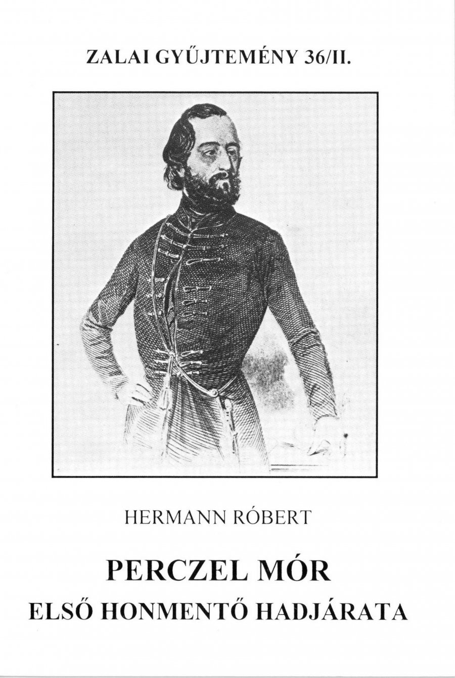 Perczel Mór első honmentő hadjárata
