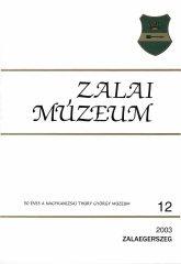 Zalai Múzeum 12