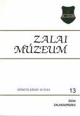Zalai Múzeum 13 - Németh József 70 éves