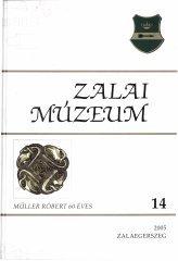 Zalai Múzeum 14 - Müller Róbert 60 éves