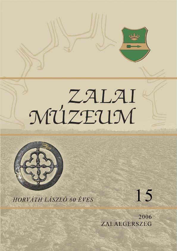 Zalai Múzeum 15 - Horváth László 60 éves