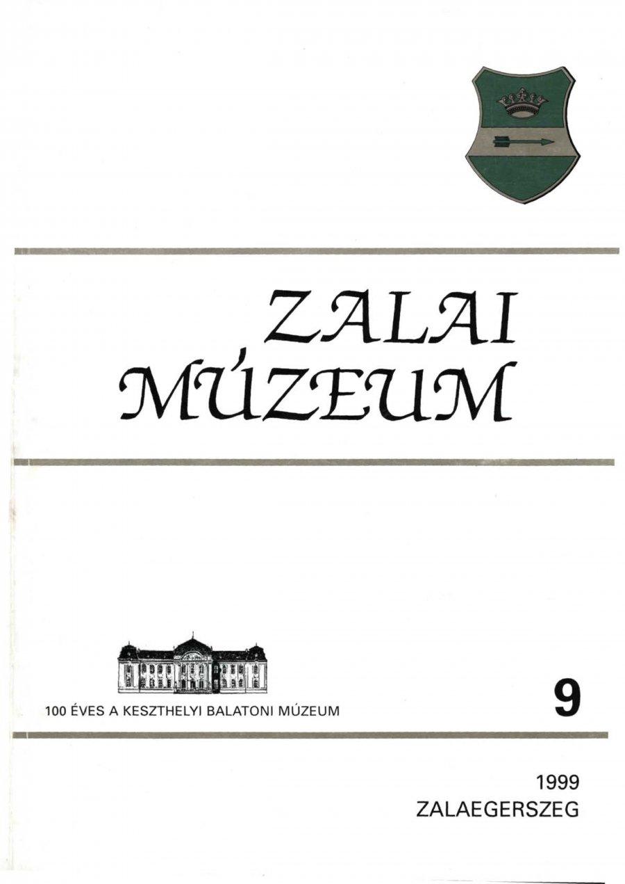 Zalai Múzeum 9